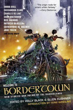 Welcome to Bordertown (Borderland #8)