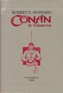 Conan de Cimmeria - Vol. II (Complete Conan 1934, #2)