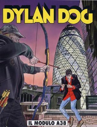 Dylan Dog n. 268: Il modulo A38