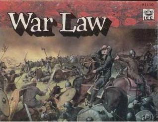 War Law (Rolemaster 2nd Edition, #1110)