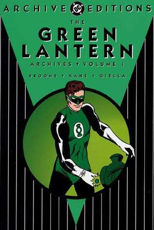 The Green Lantern Archives, Vol. 1
