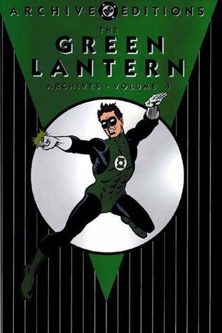 The Green Lantern Archives, Vol. 4