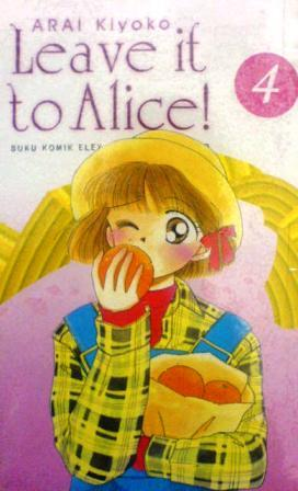 Leave it to Alice! Vol. 4
