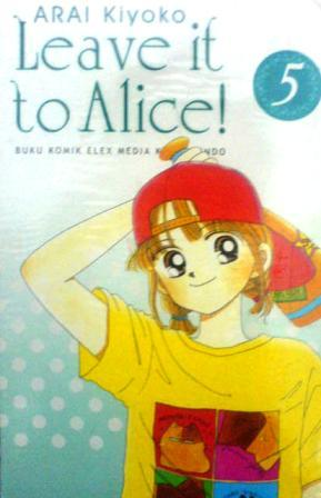 Leave it to Alice! Vol. 5