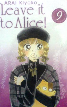 Leave it to Alice! Vol. 9