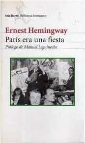 París era una fiesta by Ernest Hemingway