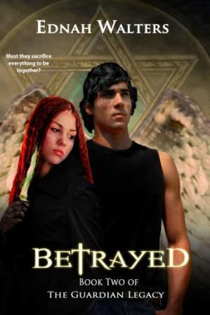 Betrayed (The Guardian Legacy, #1)