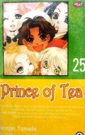 Prince of Tea, #25