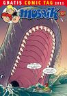 Gratis Comic Tag 2011 - Mosaik: Die unglaubliche Reise der Abrafaxe
