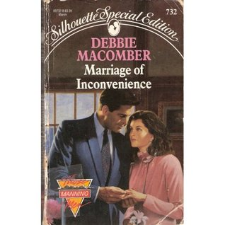 Marriage of Inconvenience(Those Manning Men 1) - Debbie Macomber