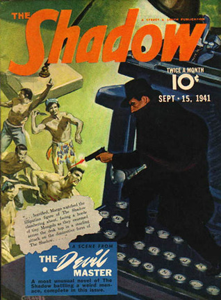The Devil-Master (The Shadow, #230)