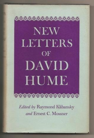 New Letters of David Hume