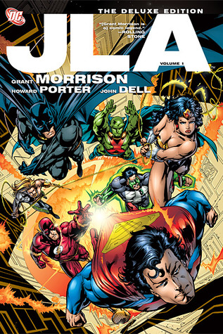 Jla vol 1 by grant morrison 2286315 fandeluxe Choice Image
