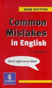 Common Mistakes in English by T.J. Fitikides