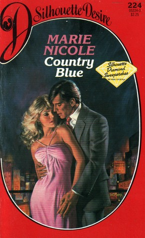 Country Blue (Silhouette Desire #224)