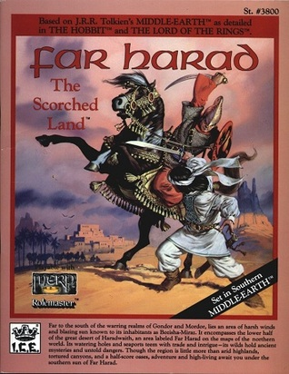 Far Harad, the Scorched Land