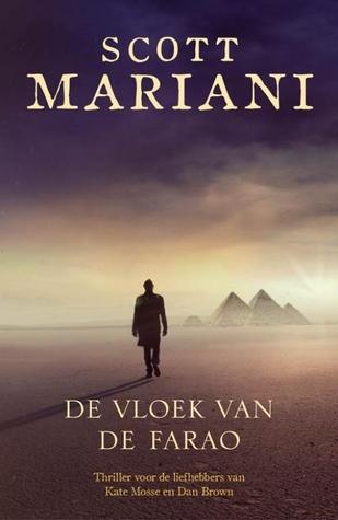 De vloek van de farao by Scott Mariani