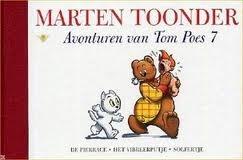 Avonturen van Tom Poes 7 by Marten Toonder