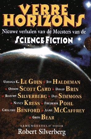 Verre horizons: Nieuwe verhalen van de meesters van de science fiction(Galactic Center 5.5)