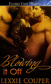 Blowing It Off by Lexxie Couper