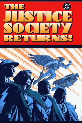 Justice Society Returns