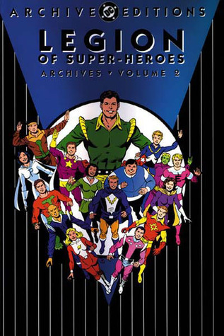 legion-of-super-heroes-archives-vol-2