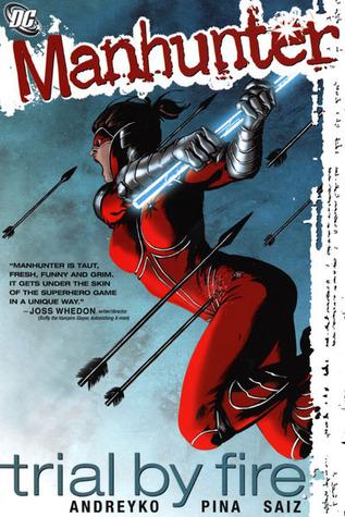 Manhunter, Vol. 2 by Marc Andreyko