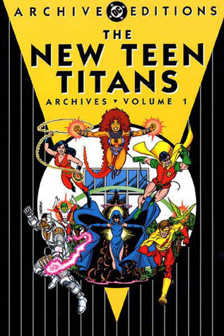 The New Teen Titans, Archives, volume 2