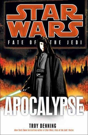 Fate of the Jedi: Apocalypse (Star Wars: Fate of the Jedi, #9)