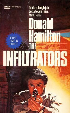 The Infiltrators (Matt Helm, #21)