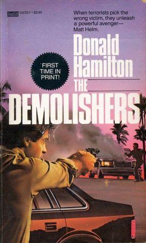 The Demolishers por Donald Hamilton MOBI TORRENT 978-0449132333