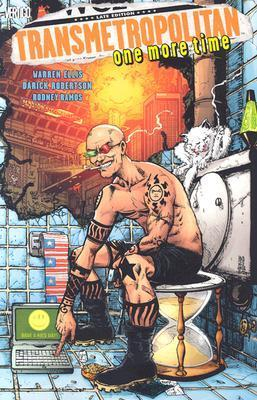Transmetropolitan, Vol. 10: One More Time