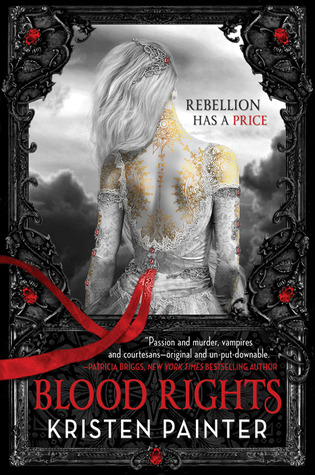 Blood Rights(House of Comarre 1)