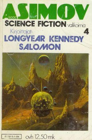 Isaac Asimov science fiction valikoima 4...