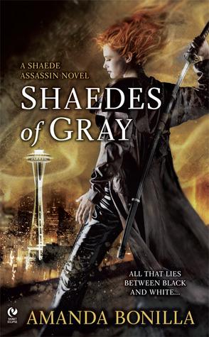 Shaedes of Gray by Amanda Bonilla