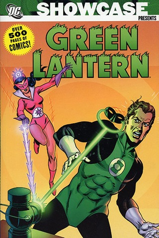 Showcase Presents: Green Lantern, Vol. 2