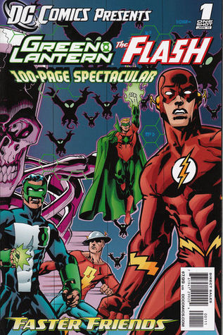 DC Comics Presents: Flash/Green Lantern - Faster Friends