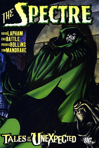 The Spectre: Tales of the Unexpected