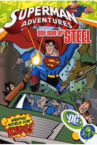 Superman Adventures, Vol. 4: The Man of Steel