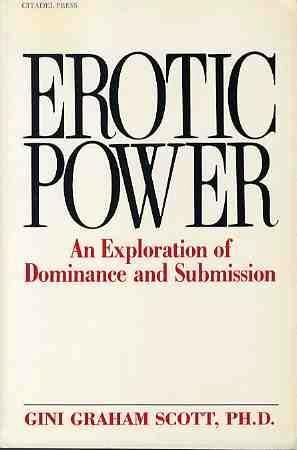 Erotic Power by Gini Graham Scott