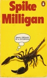 Small Dreams Of A Scorpion: Poems