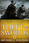 Theft of Swords (The Riyria Revelations, #1-2)
