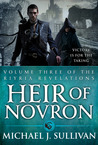 Heir of Novron (The Riyria Revelations, #3)