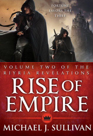 Rise of Empire (The Riyria Revelations, #2)