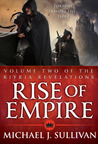 Rise of Empire by Michael J. Sullivan