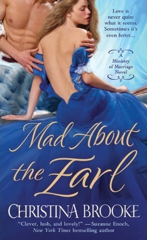 Mad About the Earl(Ministry of Marriage 2)