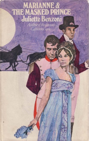 Marianne and the Masked Prince (Marianne, #3)