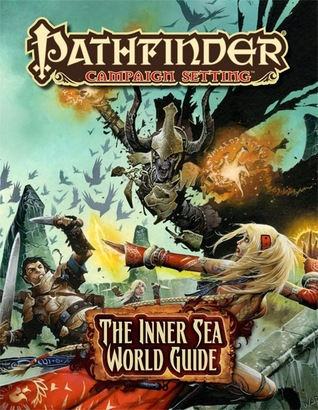 Pathfinder Campaign Setting by James Jacobs