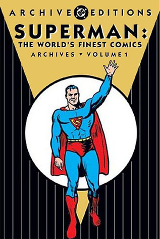 Superman: The World's Finest Comics Archives, Vol. 1