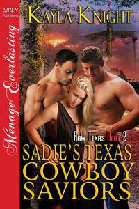 Sadie's Texas Cowboy Saviors